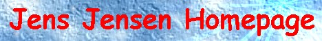 Jens Jensen die Homepage Check now !